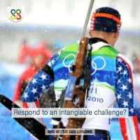 Respond to an intangible challenge?