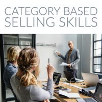 Category Based Selling Skills