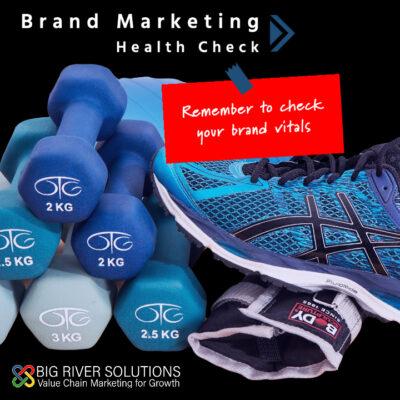 Brand Marketing Health Checks